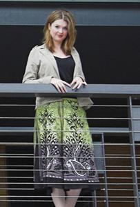 Lleuwen Steffan (Picture from S4C)
