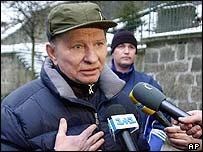 Ex-Ukrainian President Leonid Kuchma