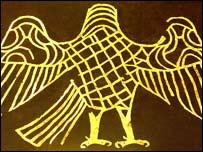 Золотой Фарн на погребальном балдахине
