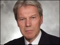 Finnish MP Mikko Elo