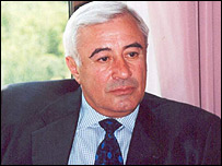 Rasul Guliyev. File photo