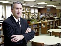 Principal Kenneth Hoagland