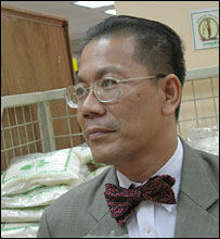 Former Commerce Secretary Sok Siphana