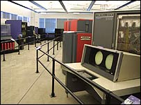 Inside of Computer History Museum