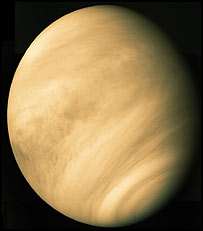 Venus, Nasa