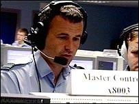 RAF fighter control