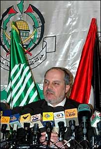 Hamas official Mohammad Ghazal