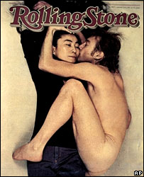 Rolling Stone front cover