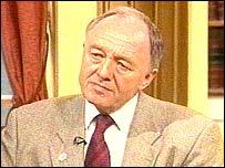 Ken Livingstone on BBC1's Breakfast with Frost