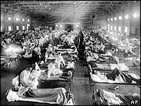 Influenza patients, Kansas
