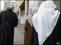 Muslim women in Berlin, Germany [archive photo]