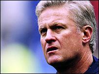 Scotland coach Matt Williams