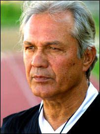 Ghana coach Ratomir Dujkovic