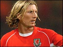 Robbie Savage has called time on his Wales career
