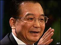 Chinese Premier Wen Jiabo