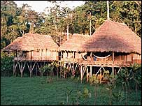 The Kapawi Ecolodge