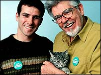 Rolf Harris on Animal Hospital