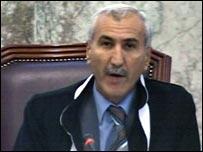 Juez Rizgar Mohammed Amin