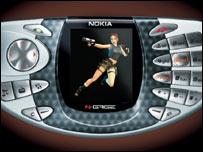 Nokia N-Gage, Nokia
