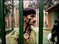 Tihar jail in Delhi