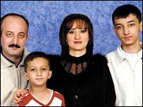 The Mishikov family