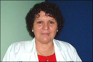 Dr Graciela Mannucci, neurosurgeon