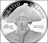 Commemorative Nelson Crown