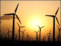 Wind farm, PA