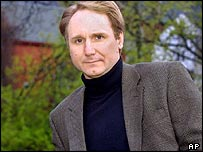 Da Vinci Code author Dan Brown