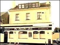 The Crescent Arms pub