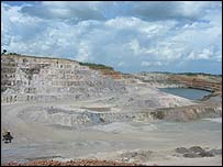 Lwishiwishi mine