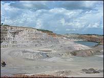 Lwishiwishi mine