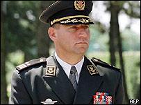 Croatian Gen Ante Gotovina