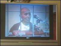 Akram Yuldashev seen on Uzbek TV - 19/10/05