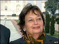 Luisa Duran de Lagos
