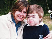 Mary and Jacob Wragg (photo taken in 2001)