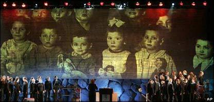 Inauguración del Museo del Holocausto