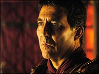 Ciaran Hinds in Rome