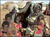 Somali refugees in Kenya (Archive photo)
