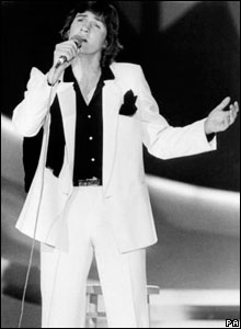 Johnny Logan in 1987