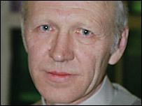 Начальник Березовской геологоразведочной партии Александр Баталин