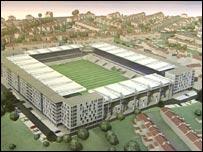 Memorial Stadium plans
