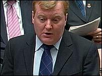 Lib Dem leader Charles Kennedy