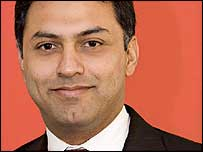 Nikesh Arora, Google's chief of European operations