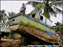 Hambantota fisherman