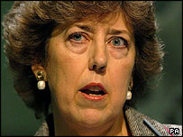 Eliza Manningham-Buller, head of MI5