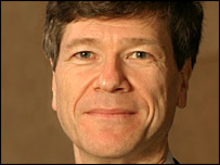 Jeffrey Sachs (Photo courtesy of the Earth Institute at Columbia University)