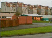 Cumbernauld flats