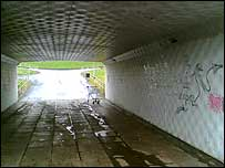 Cumbernauld subway