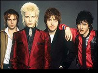 Billy Idol and Generation X